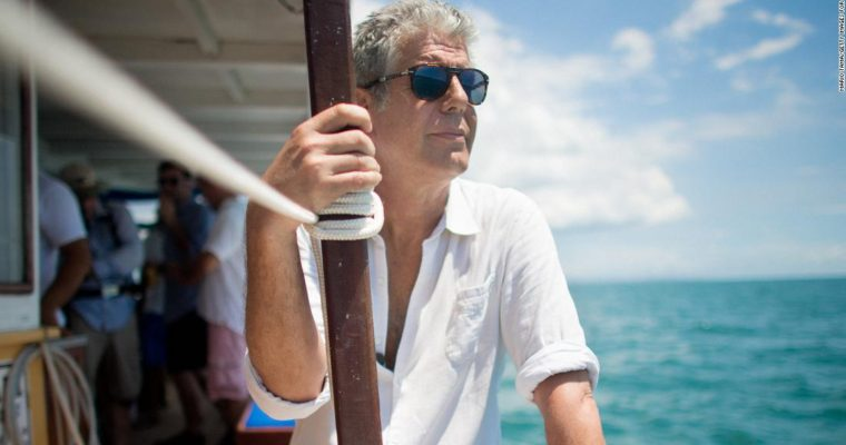 SV Star Stuff's Tribute to Anthony Bourdain for #BourdainDay